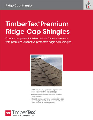 Timbertex Sell Sheet