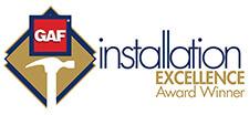 Installation Excellence Award Winner
